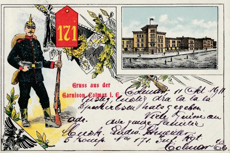 1911.10.11 A Colmar