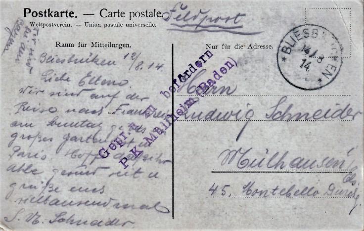 1914.08.12 B Bliesbrüken