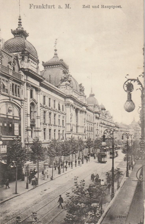 1914.09.29 A Frankfurt