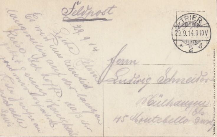 1914.09.29 B Frankfurt