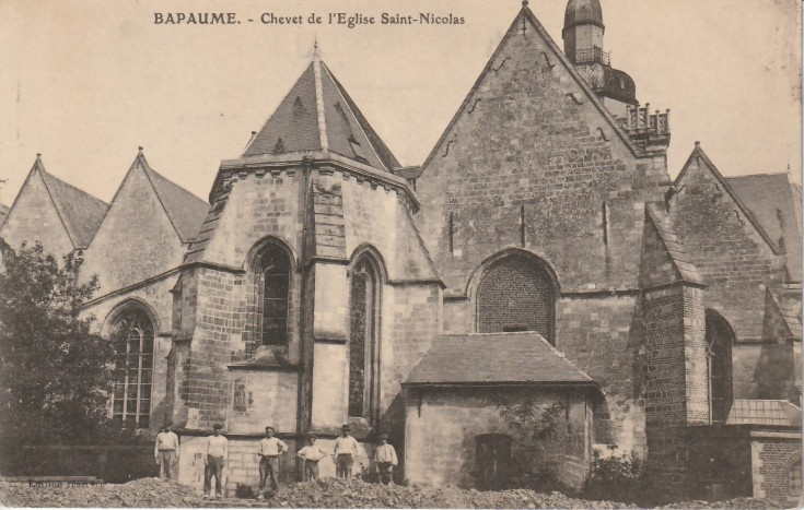 1914.10.16 A Bapaume