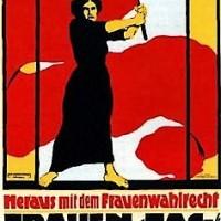 1918 : Droit de vote des femmes en Alsace-Lorraine