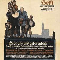 1922 : Les expulsions en Alsace-Lorraine