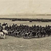 1892 : Alliance militaire franco-russe