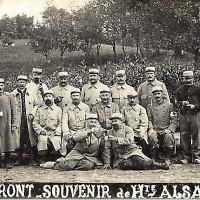 1914 à 1916 : Souvenirs de la campagne d'Alsace
