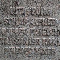 1914/18 : Feldgrauen de Mittelbergheim morts au combat