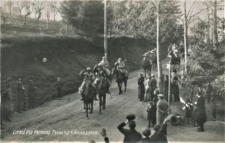 NIEDERBRONN 1918