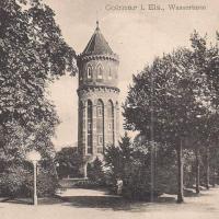 Novembre 1918 : Disparition du Wasserturmallee