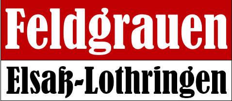 Feldgrauen Elsaß-Lothringen