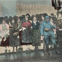 8/12/1918 : Poincaré à Straßburg
