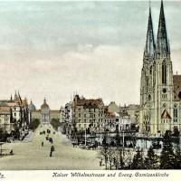 L'Alsace de 1871 à 1920